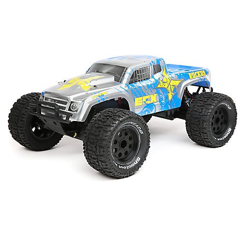 2wd Rtr Truck - 7