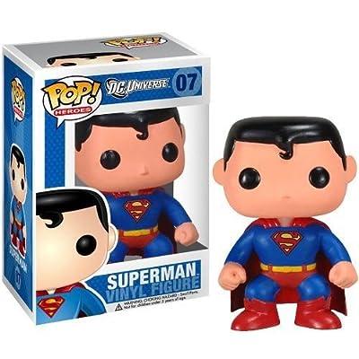 Funko Superman POP Heroes: Funko Pop! Heroes:: Toys & Games