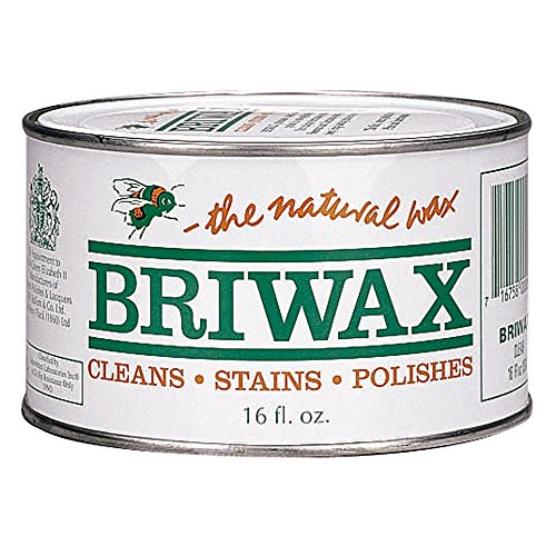 Briwax Furniture Wax Polish Clear product image