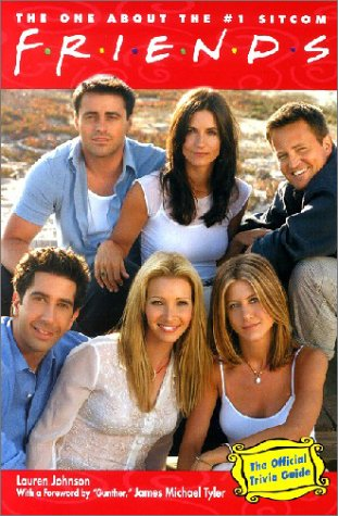 Friends: The One about the #1 Sitcom by NAL Trade
