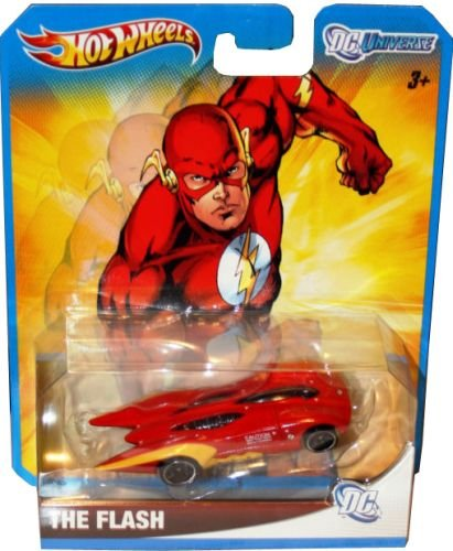 Hot Wheels 2012 DC Universe The Flash 1:64 Scale Collectible Die Cast Car
