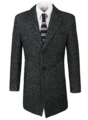 ililily-Men-Black-Heathered-Wool-Blend-Two-Button-Blazer-Formal-Jacket-Coat
