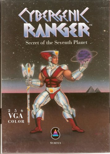 Cybergenic Ranger: Secret of the Seventh Planet