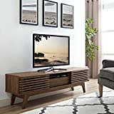 Modway EEI-2541-WAL Render, 59 TV Stand, Walnut