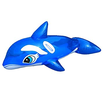 LUYION Whale Mount Inflable Big Shark Adulto Verano Al Aire ...