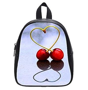 Amazoncom Luxry Love Couples Custom Kids School Bag Backpacksmall