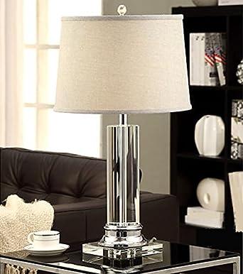 Muidege Crystal Lampe Luxurisen Modernen Minimalistischen Wohnzimmer Hotelzimmer Mit Dekorativen LampeDimmer