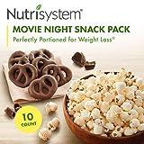 Nutrisystem Movie Night Snack Pack, 10 ct
