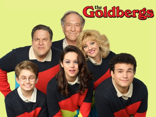 The Goldbergs: The President's Fitness Test / Season: 1 / Episode: 19 (2014) (Television Episode)