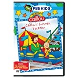 Caillou: The Best of Caillou: Caillou's Summer Vacation