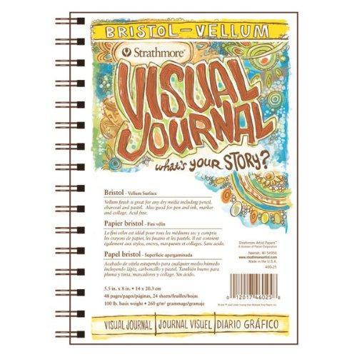 strathmore-visual-journal-bristol-vellum-55x8-24-sheets