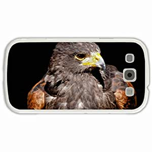 Customized Samsung Galaxy S3 SIII 9300 Hard Shell Cover Case Diy Personalized Designbackground White