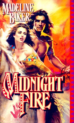 book cover of Midnight Fire