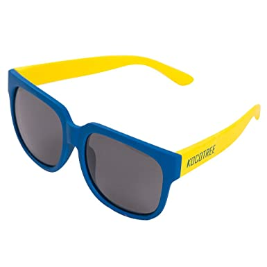 c69d36d533db KOCOTREE children s sunglasses polarized boy baby girl baby sunglasses with  UV protection (yellow)