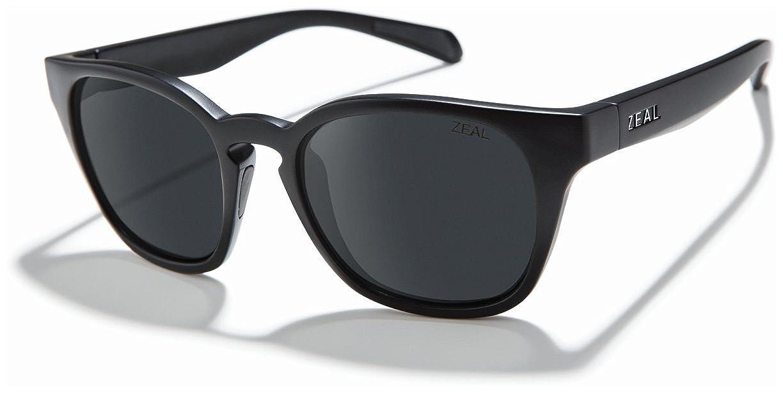 Zeal Optics ユニセックスアダルト US サイズ: M カラー: ブラック B078H37TL3