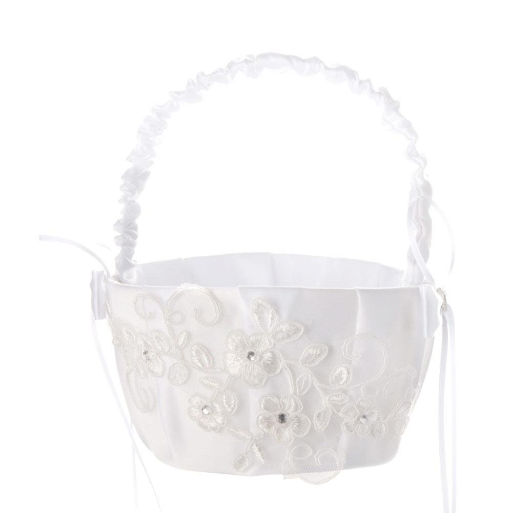 Taloyer Flower Basket Wedding Ceremony Fashionable Trendy Wedding Accessory by Taloyer (Image #1)