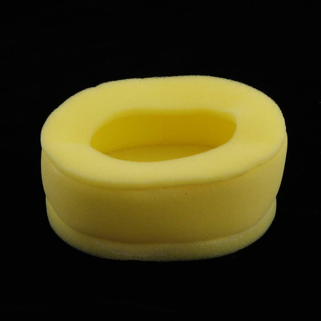 B Baosity Filtre /à Air Dadmission dair Automatique Universel /à Haut D/ébit pour Suzuki DR 125//200