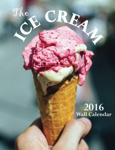 ice cream calendar 2015 - 1