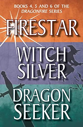 book cover of Dragonfire Series Books 4-6