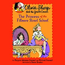The Princess of the Fillmore Street School Audiobook by Mitchell Sharmat, Marjorie Weinman Sharmat Narrated by Emily Eiden