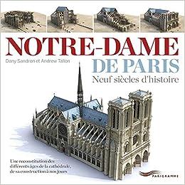 Notre Dame De Paris Dany Sandron Andrew Tallon