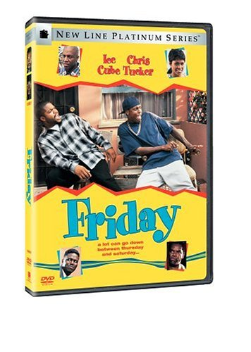 Friday (New Line Platinum Series) (Sales Day Easter After)