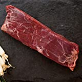8 (8oz) Organic Grass-Fed Flank Steaks - USDA certified organic, all natural, grass fed beef flank steak from American farmers