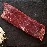 8 (8oz) Organic Grass-Fed Flank Steaks - USDA certified organic, all natural, grass fed beef flank steak from American farmers