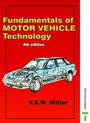 Fundamentals of Motor Vehicle Technology