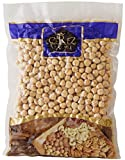 Cerez Pazari Turkish Hazelnuts Double Roasted, Unsalted, Blanched, No Shell, Natural, Premium Quality, Gluten Free Healthy Snack (1lb Vacuumed Bag)