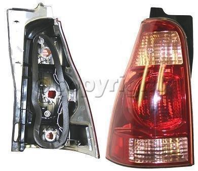 03 Lh Tail Lamp - 8