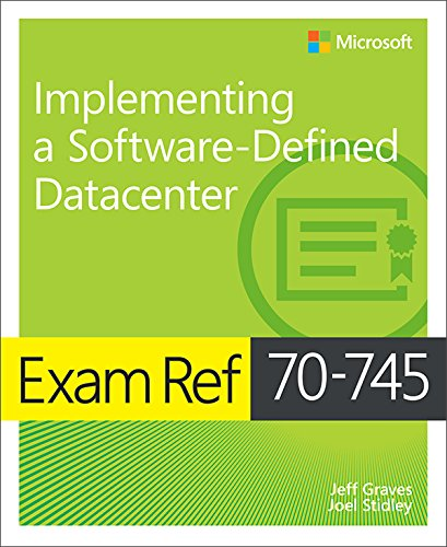 Ebook Exam Ref 70-745 Implementing a Software-Defined DataCenter R.A.R