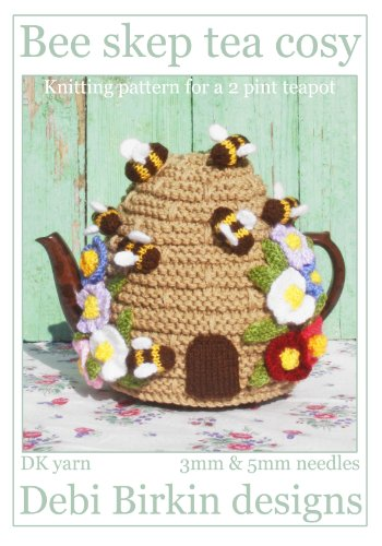 Bee Hive Skep Tea Cosy Knitting Pattern Kindle Edition By Debi