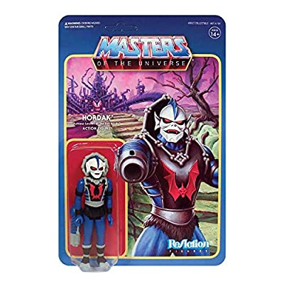 Super7 Masters of The Universe Reaction Figure - Hordak: Toys & Games