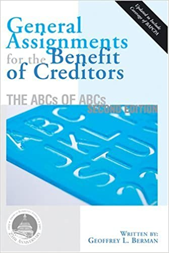 assignment for benefit of creditors