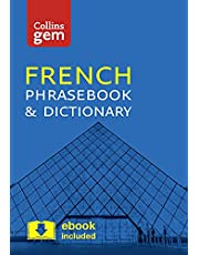 Collins French Phrasebook and Dictionary Gem Edition: Essential phrases and words in a mini, travel-sized format
