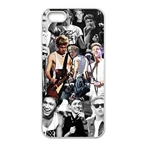 Niall Horan Discount Personalized Cell Phone Case for iPhone 5,5S, Niall Horan iPhone 5,5S Cover