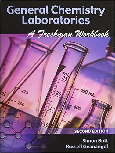 General chemistry laboratories a freshman workbook bott simon g general chemistry laboratories a freshman workbook 2nd edition fandeluxe Images