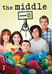 In The Middle's hit eighth season, the Heck kids continue to smash through their comfort zones and navigate new situations – which may or may not be comforting to parents Frankie (Patricia Heaton) and Mike (Neil Flynn). Axl (Charlie McDermott...