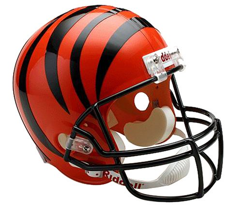 NFL Cincinnati Bengals Deluxe Replica Football -