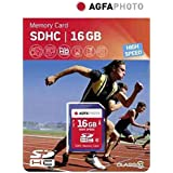 AgfaPhoto Class 10 High Speed 16GB SDHC-Speicherkarte