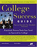 College Success Guide, Karine Blackett and Patricia Weiss, 1593571305