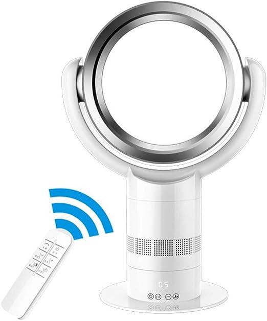 COLER Ventilador sin aspas, Control Remoto Sincronización Pantalla ...