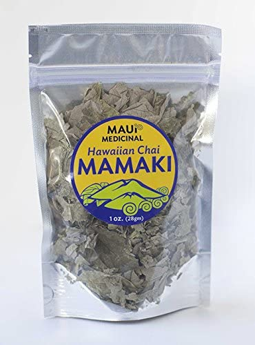 Organically Grown Mamaki Tea ** Maui Medicinals Finest **