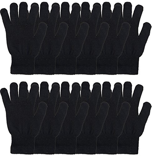 excell Womens Stretchy Gloves Winter product image