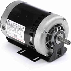 Century AO Smith H850L 3-Phase Resilient Motor, 1/2 HP, 1725 RPM, 200-230, 460V, 56 Frame