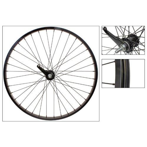 Wheel Master Rear 26 x 1.75/2.125, Alloy, Blk, Coaster Br...