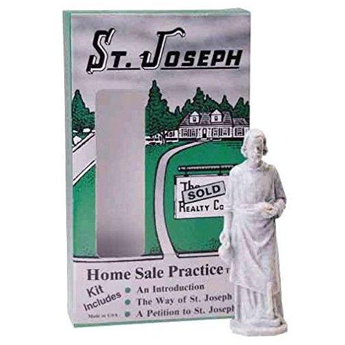 Design Toscano St. Joseph Home Sale Kit -