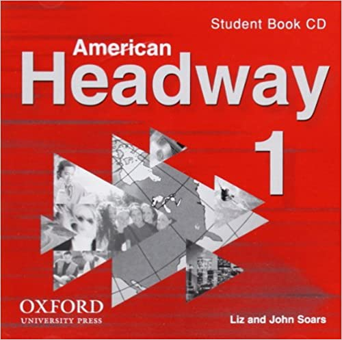 American headway 1 student book cds 2 liz soars john soars american headway 1 student book cds 2 student edition fandeluxe Image collections
