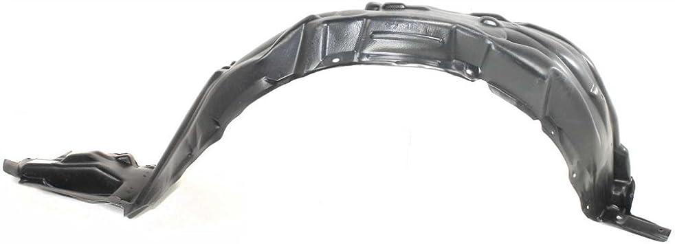 Splash Shield Front Left Side Fender Liner Plastic Compatible with Toyota 4Runner 03-05